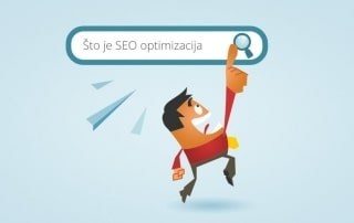 SEO optimizacija web stranice