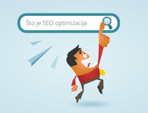 SEO optimizacija web stranice – SEO Strategija
